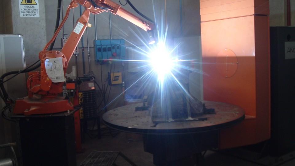 Riporto mediante impianto robotizzato